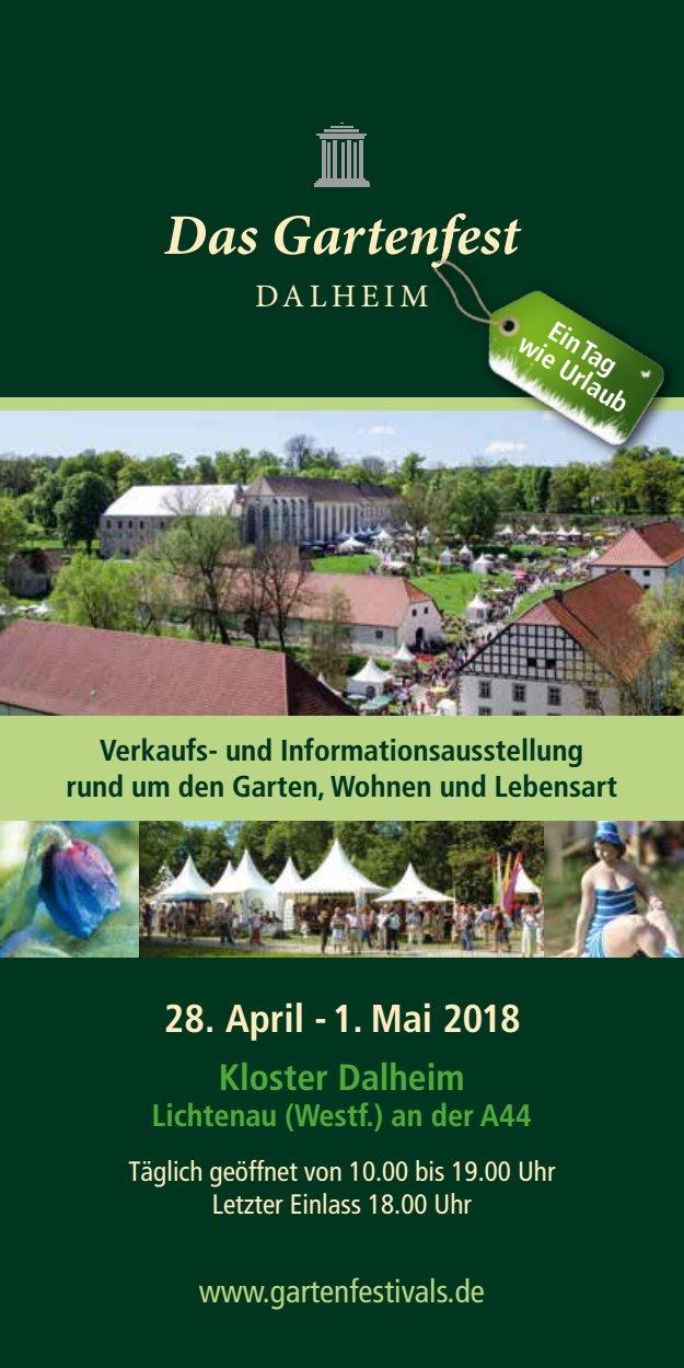 Kloster Dalheim - Gartenfest